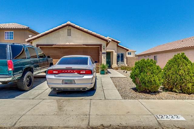 12222 W Larkspur Road, El Mirage, AZ 85335 (MLS #6083709) :: Riddle Realty Group - Keller Williams Arizona Realty