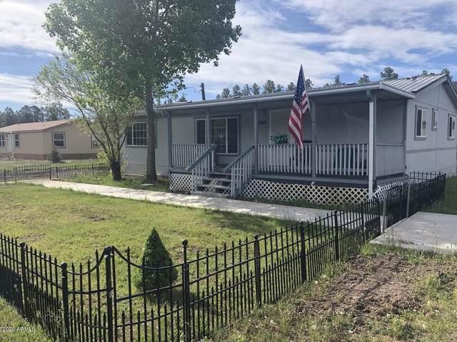 3841 Turkey Trail, Lakeside, AZ 85929 (MLS #6083710) :: Keller Williams Realty Phoenix