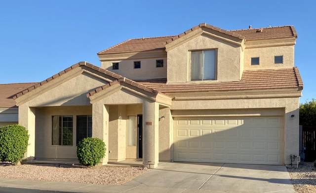 8745 E Fairbrook Street, Mesa, AZ 85207 (MLS #6083715) :: The Helping Hands Team