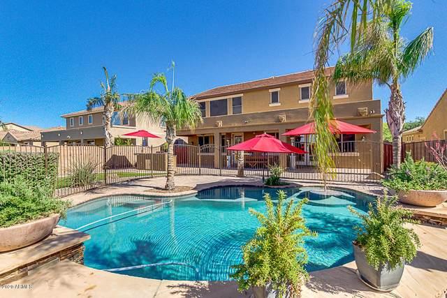 3770 E Kingbird Place, Chandler, AZ 85286 (MLS #6083716) :: The Helping Hands Team