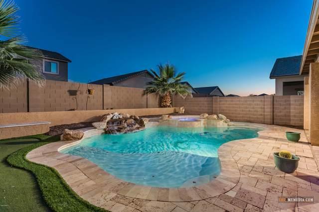 42941 W Elizabeth Avenue, Maricopa, AZ 85138 (MLS #6083718) :: ASAP Realty