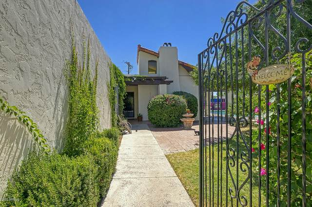 1225 E Escondido Drive, Phoenix, AZ 85014 (MLS #6083724) :: Arizona Home Group