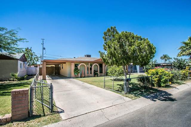 2921 W Mckinley Street, Phoenix, AZ 85009 (MLS #6083739) :: Devor Real Estate Associates