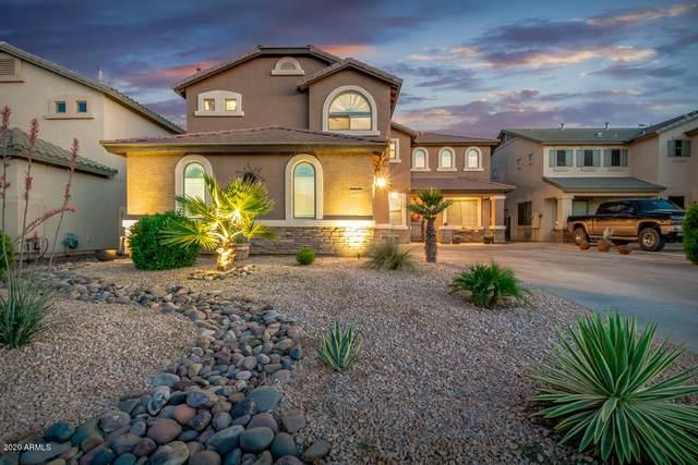 1035 E Julie Avenue, San Tan Valley, AZ 85140 (MLS #6083742) :: My Home Group
