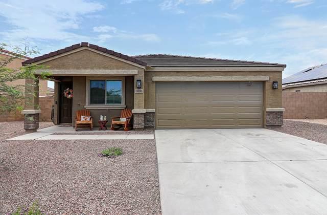 8896 S 253RD Avenue, Buckeye, AZ 85326 (MLS #6083744) :: Dijkstra & Co.