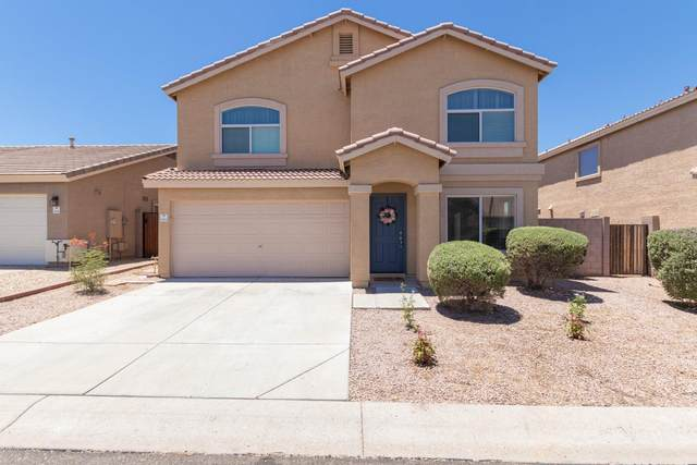 3350 N Silverado, Mesa, AZ 85215 (MLS #6083761) :: The Helping Hands Team
