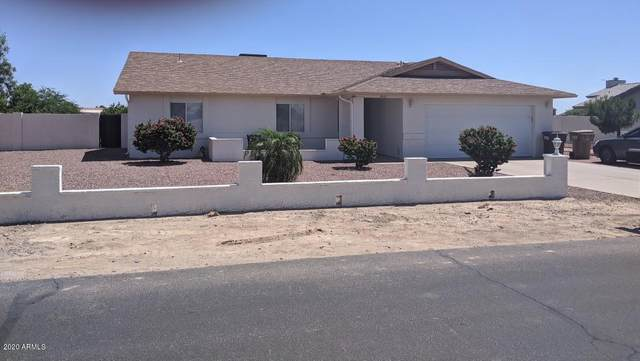 9033 W Monte Lindo Street, Peoria, AZ 85383 (MLS #6083764) :: The W Group