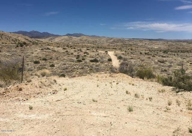 Lot 31 B E Sedimentary Lane, Kingman, AZ 86401 (MLS #6083770) :: Klaus Team Real Estate Solutions
