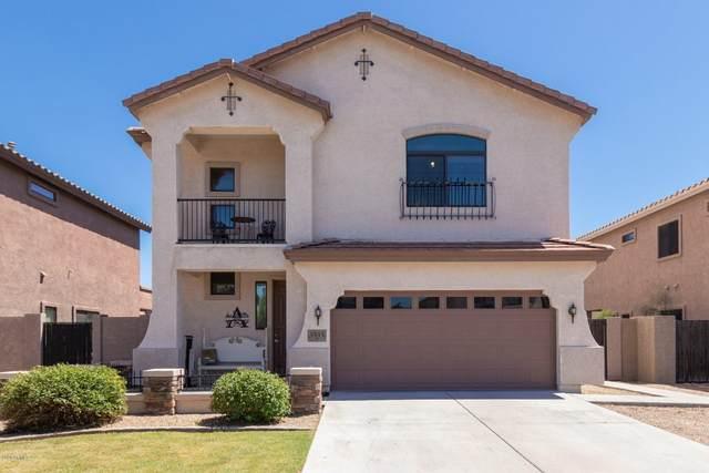 5335 E Carol Avenue, Mesa, AZ 85206 (MLS #6083781) :: The Helping Hands Team