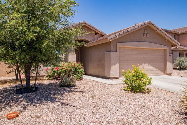 23856 W La Canada Boulevard, Buckeye, AZ 85396 (MLS #6083783) :: Long Realty West Valley
