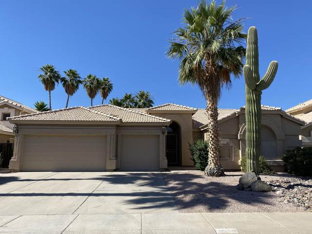 1824 E Pinto Drive, Gilbert, AZ 85296 (MLS #6083787) :: Conway Real Estate