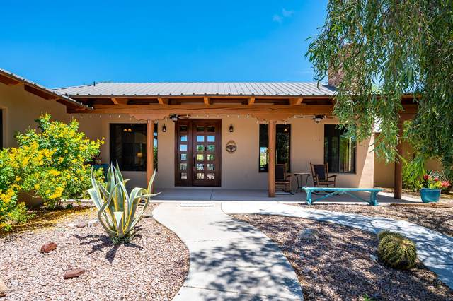 11610 N Vista Del Oro, Fort McDowell, AZ 85264 (MLS #6083793) :: Kepple Real Estate Group