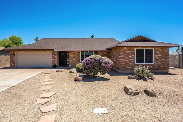 1261 W Madero Avenue, Mesa, AZ 85202 (MLS #6083799) :: Keller Williams Realty Phoenix
