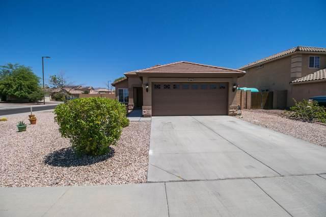 22274 W Twilight Trail, Buckeye, AZ 85326 (MLS #6083829) :: Devor Real Estate Associates