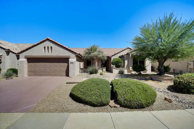 18095 N Saddle Ridge Drive, Surprise, AZ 85374 (MLS #6083831) :: Long Realty West Valley