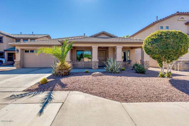 8210 S 48TH Drive, Laveen, AZ 85339 (MLS #6083843) :: The W Group