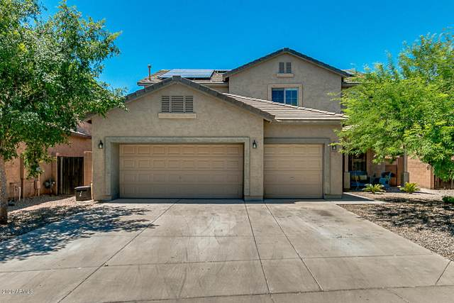30129 W Mulberry Drive, Buckeye, AZ 85396 (MLS #6083845) :: My Home Group