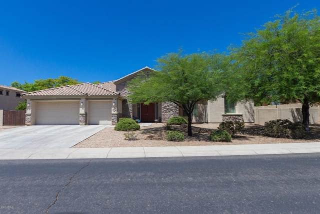 9254 W Andrea Drive, Peoria, AZ 85383 (MLS #6083846) :: The W Group