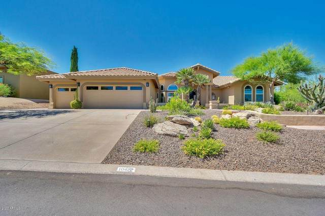 10422 N Demaret Drive, Fountain Hills, AZ 85268 (MLS #6083852) :: Lux Home Group at  Keller Williams Realty Phoenix