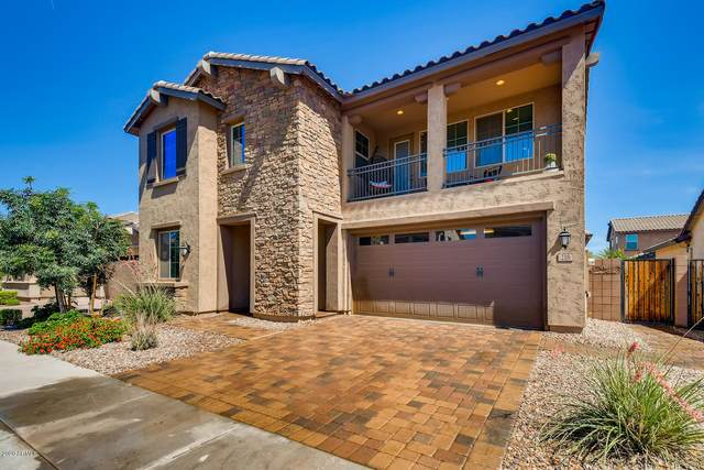 218 E Canyon Way, Chandler, AZ 85249 (MLS #6083881) :: The Daniel Montez Real Estate Group