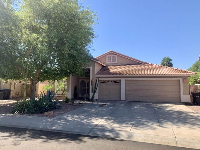 1543 E Oakland Street, Chandler, AZ 85225 (MLS #6083886) :: Arizona Home Group
