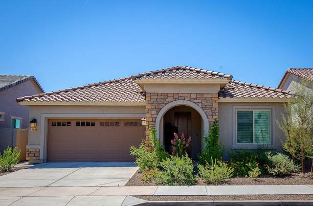 4691 N 204TH Avenue, Buckeye, AZ 85396 (MLS #6083903) :: Long Realty West Valley
