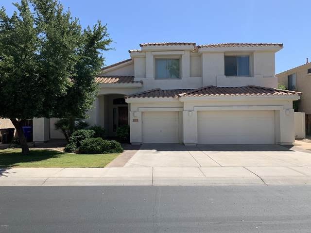 4513 S Wildflower Place, Chandler, AZ 85248 (MLS #6083907) :: Riddle Realty Group - Keller Williams Arizona Realty