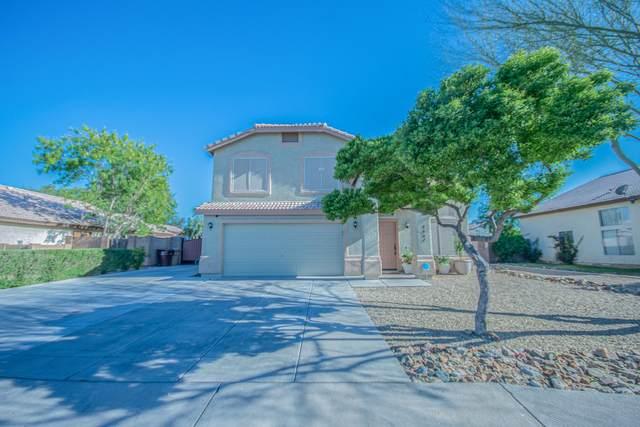 8627 W Butler Drive, Peoria, AZ 85345 (MLS #6083925) :: REMAX Professionals