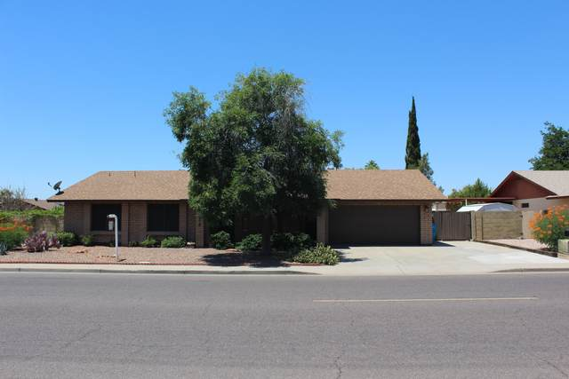 19016 N 12th Street, Phoenix, AZ 85024 (MLS #6083944) :: Revelation Real Estate