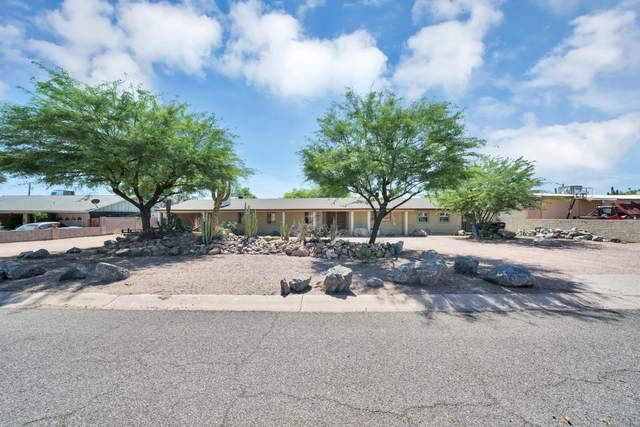 8028 N 14TH Place, Phoenix, AZ 85020 (MLS #6083948) :: Nate Martinez Team