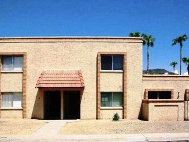 10411 N 11TH Avenue #5, Phoenix, AZ 85021 (MLS #6083958) :: Devor Real Estate Associates