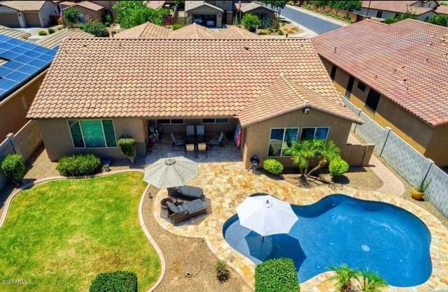 638 W Yellow Wood Avenue, Queen Creek, AZ 85140 (MLS #6083960) :: Dijkstra & Co.