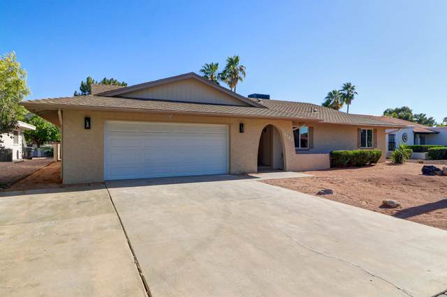 7209 E Edgewood Avenue, Mesa, AZ 85208 (MLS #6083973) :: Keller Williams Realty Phoenix