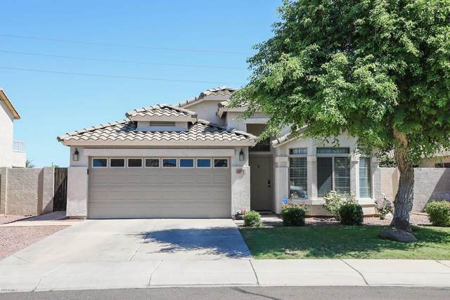 3906 E Derringer Way, Gilbert, AZ 85297 (MLS #6083974) :: Power Realty Group Model Home Center