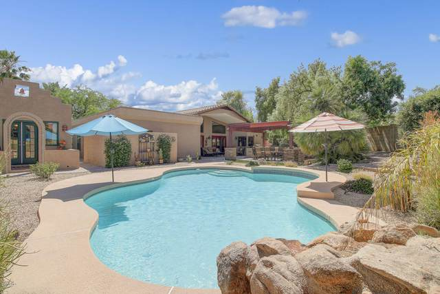 14825 N 55TH Street, Scottsdale, AZ 85254 (MLS #6083975) :: Lifestyle Partners Team