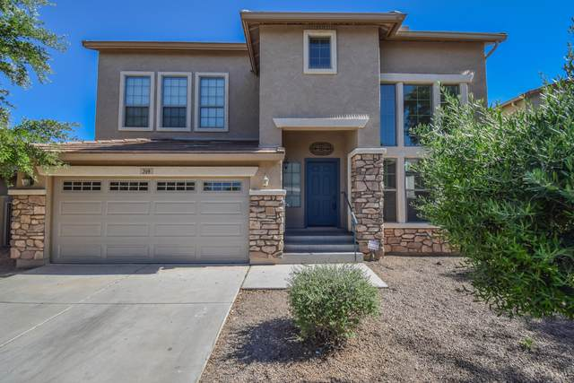319 W Atlantic Drive, Casa Grande, AZ 85122 (MLS #6083979) :: Openshaw Real Estate Group in partnership with The Jesse Herfel Real Estate Group