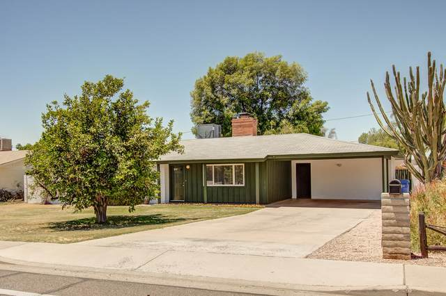 7214 N 12TH Street, Phoenix, AZ 85020 (MLS #6084005) :: Nate Martinez Team