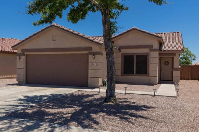 2247 W 22ND Avenue, Apache Junction, AZ 85120 (MLS #6084006) :: Conway Real Estate