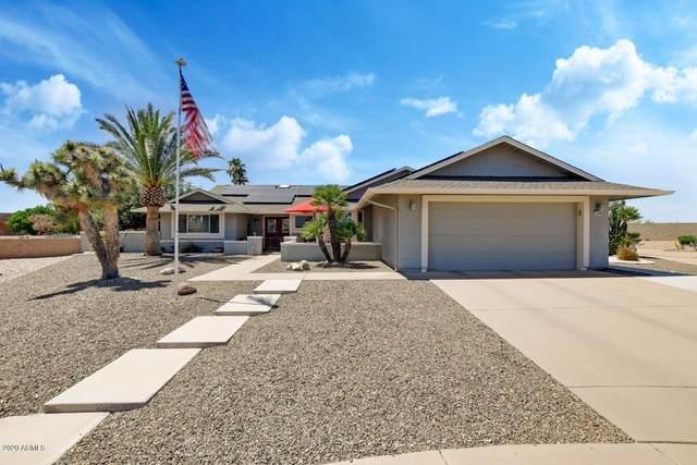 12406 W Eveningside Drive, Sun City West, AZ 85375 (MLS #6084008) :: Keller Williams Realty Phoenix