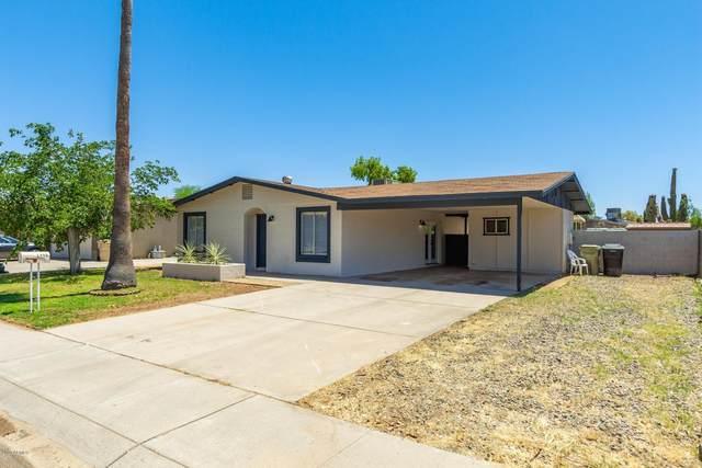6955 W Luke Avenue, Glendale, AZ 85303 (MLS #6084009) :: Devor Real Estate Associates