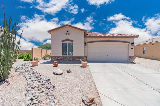 5741 E Lush Vista View, Florence, AZ 85132 (MLS #6084011) :: Riddle Realty Group - Keller Williams Arizona Realty