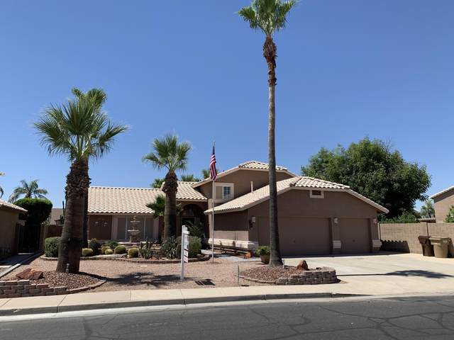 10823 W Adam Avenue, Sun City, AZ 85373 (MLS #6084012) :: The W Group