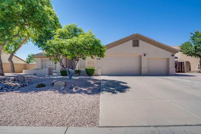 8213 W Mariposa Grande Lane, Peoria, AZ 85383 (MLS #6084032) :: The W Group
