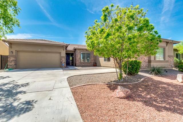 41857 W Carlisle Lane, Maricopa, AZ 85138 (MLS #6084041) :: The W Group