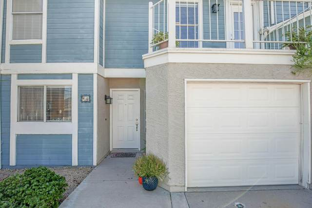 1102 W Peoria Avenue #14, Phoenix, AZ 85029 (MLS #6084059) :: Keller Williams Realty Phoenix