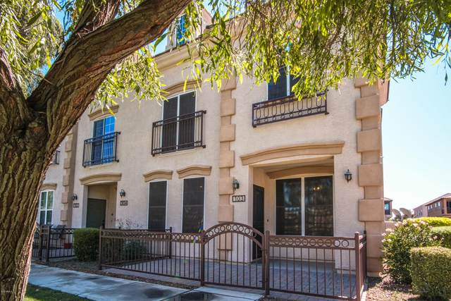 3694 S Winter Lane #103, Gilbert, AZ 85297 (MLS #6084066) :: Arizona Home Group