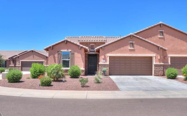 20414 N Gentle Breeze Court, Maricopa, AZ 85138 (MLS #6084074) :: The W Group