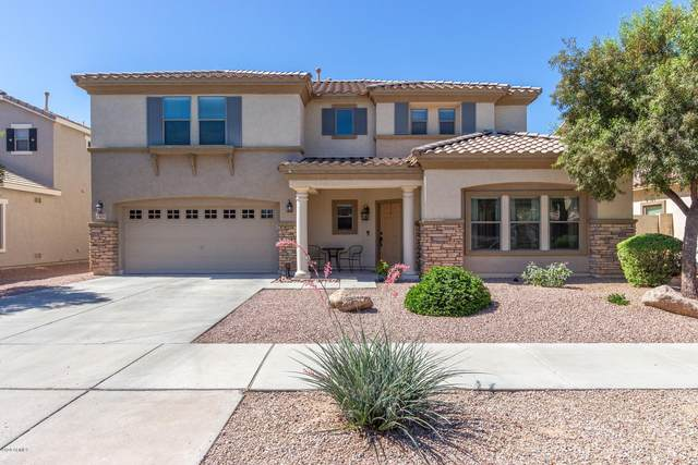 19629 E Canary Way, Queen Creek, AZ 85142 (MLS #6084078) :: The Bill and Cindy Flowers Team