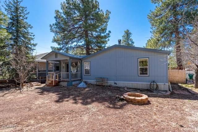 245 E Cedar Wood Drive, Munds Park, AZ 86017 (MLS #6084085) :: The Bill and Cindy Flowers Team