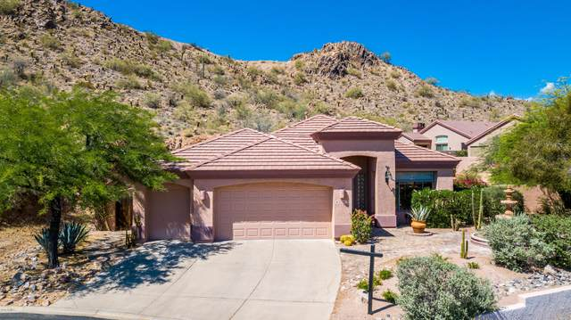 6334 E Viewmont Drive #33, Mesa, AZ 85215 (MLS #6084094) :: My Home Group